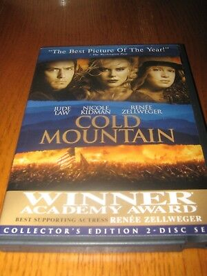 Cold Mountain - DVD (2003)  Two-Disc Collector's Edition