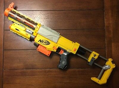 Nerf N-Strike Recon CS-6 Blaster Tactical Laser Sight Light Stock Barrel