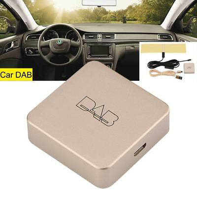 Digital Car DVD Radio Stereo Player+DAB Receiver Adapter Antenna USB Charger CF
