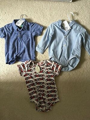 Boys 4-6 mth clothes bundle brand new with tags