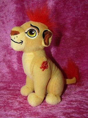 "Disney The Lion Guard ~ KION ~ 6"" Small Soft Plush Toy by Just Play King"