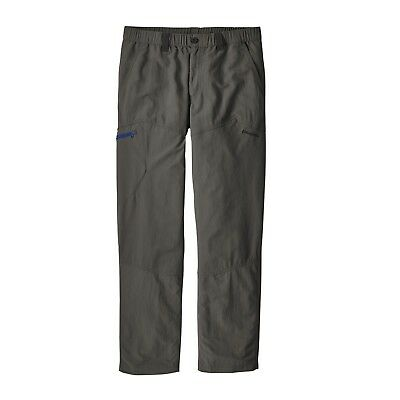 Patagonia Men's Guidewater II Pants - Regular - FGE - Forge Grey - 50+ UPF