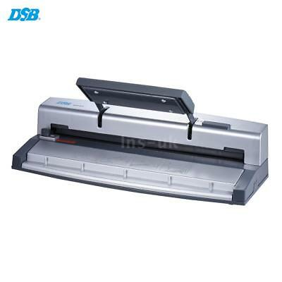 DSB WR-60 A4 Paper Puncher + Binder Punch Wire Binding Machine 34/32 Holes, F5S2