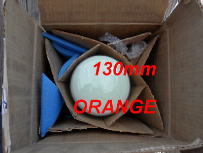 13ЛО36В Oszi Röhre ORANGE 13LO36 Scope tube CRT Oszilloskop clock 130 nos