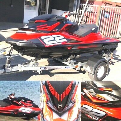 2016 Seadoo RXPX 300rs