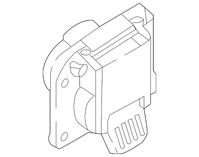 Genuine Nissan Power Outlet Socket 25336 9b92a
