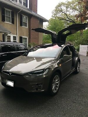 2016 Tesla Model X  Tesla model X 90D low mileage