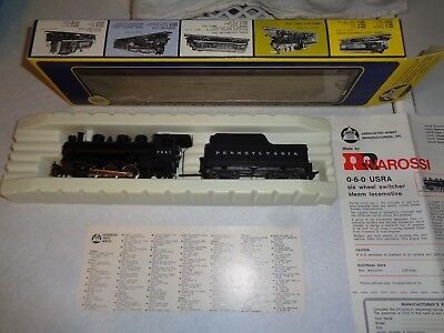 HO scale, AHM,Rivarossi Pennsylvania 0-6-0 USRA steam switcher loco,boxed