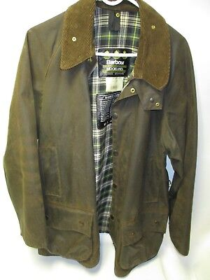 Men's Barbour Moorland Wax Jacket Used. Great Condition!