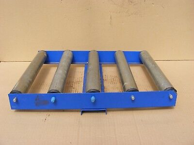 Gravity Roller Conveyor Packing Roller Small Table 5 Rollers
