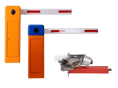 AC Motor Vehicle Barrier Gate Price For Parking Management System