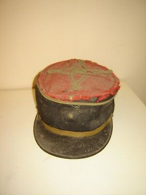 KEPI POLO CAPITAINE D'INFANTERIE WWI france 14 18
