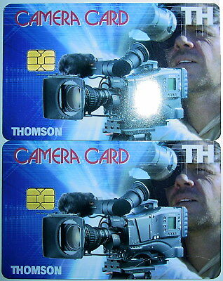 Thomson, Grass Valley, Philips, BTS  LDK Camera Card (2pcs: 1x new, 1x used)