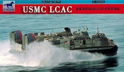 Bronco Models - NB 5029 USMC LCAC - Landing Craft Air Cushion - 1:350