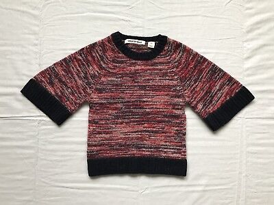 Country Road Toddler Girl 3/4 Flute Sleeves Kint Jumper Size 2
