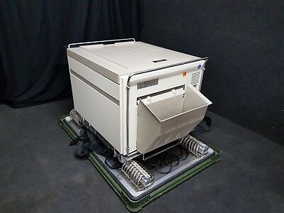 Kodak X-OMAT M35Y analog X-Ray developing for Field hospital or disaster control