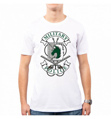 T-Shirt Uomo Military Police Attack On Titan Op0036A Pacdesign