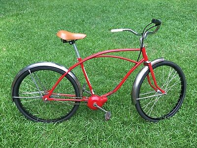Rollfast Bicycle with Dana Three Speed Transmission - very nice and ready for U!