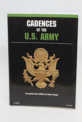 Cadences of the Army, 2003, by Ryan Casey