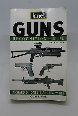 Jane's Guns Recognition Guide Book, 5th Edition