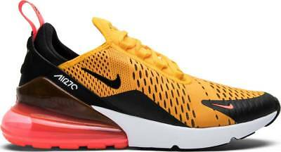 Nike Air Max 270 Tiger Black University Gold Hot Punch White AH8050-004