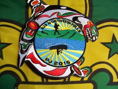 PJ 2015 239 Northern hills  Canadian Scout badge