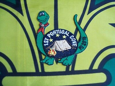 PJ 2015 1st Portugal Cove  Canadian Scout badge