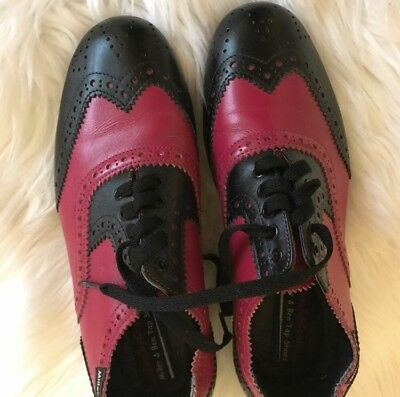 miller and ben size 8 custom tap shoes