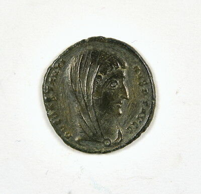 Ancient Roman Coin Divus Constantine I The Great , Hand of God 337-340 AD AE