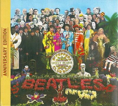 The Beatles - Sgt.Pepper's Lonely Hearts Club Band (Anniversary Edn) - (New CD)