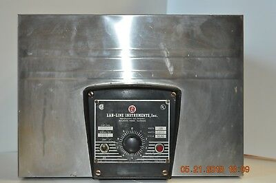 Lab-Line Instruments Heated Stainless Steel Water Bath Cat. No. 3005-7 1000W
