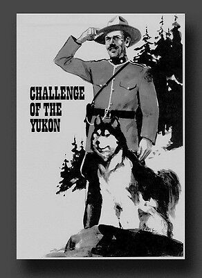 CHALLENGE OF THE YUKON Old Time Radio Shows - 236 MP3s on DVD +FREE OFFER OTR