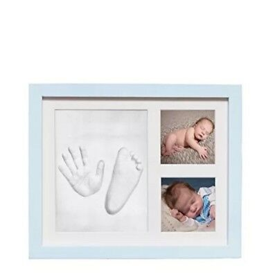Baby Handprint & Footprint Clay Kit By Yomayo - Newborn Picture Frame -