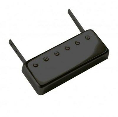 Kent Armstrong Archtop JAZZ Guitar Pickup BLACK floating NECK MOUNT Johnny Smith