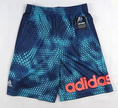 adidas Boys' Active Logo Short sizes 4,5,6,7