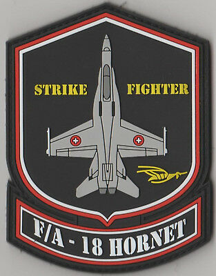 SWISS AIR FORCE F/A-18 HORNET STRIKE FIGHTER Original