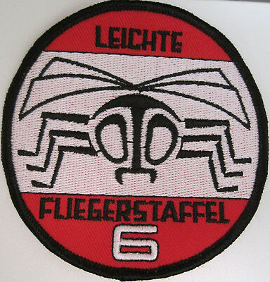 Patch Original SWISS AIR FORCE LEICHTE FLIEGER- STAFFEL 6