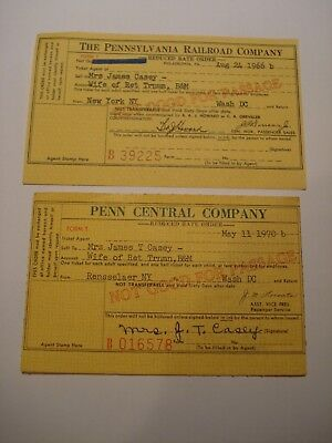 Pennsylvania Railroad & Penn Central Company - 3 items