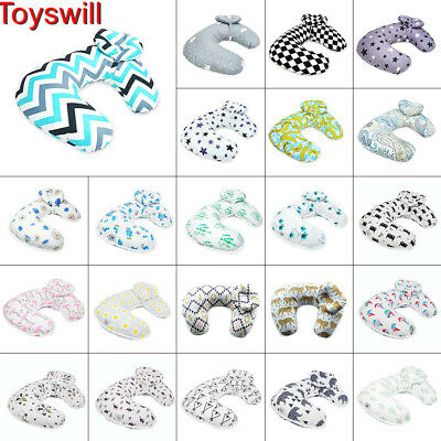 U Shape Breast Baby Feeding Boppy Newborn Nursing Pillow Pregnancy Back Support