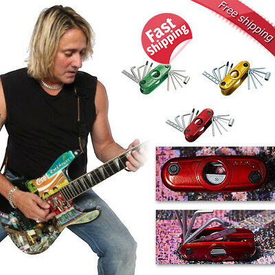 New Portable 11 in 1 Guitar Bass Multifunction Musical Adjustment Tool Musician