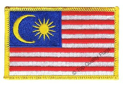 East Prussia Flag EMBROIDERED PATCH 8x6cm Badge