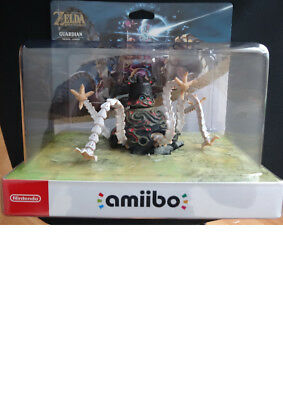"NEU!!! amiibo : The Legend of Zelda Collection "" Wächter""  (Breath of the Wild)"