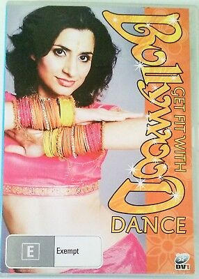 Get Fit With BOLLYWOOD DANCE Fitness DVD