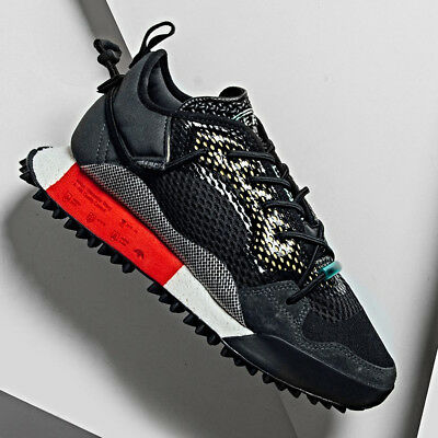 save off ae4d5 a46e9 Adidas x Alexander Wang AW Reissue Run Sneakers Black Size 7-12 Mens NMD Y