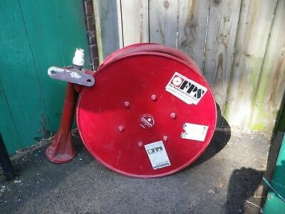 Norsen Fire Hose and Reel