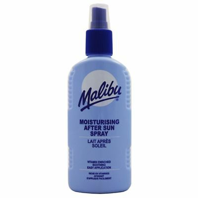 Malibu Moisturising Aftersun Spray After Sun kühlendes Spray 200 ml Original NEU