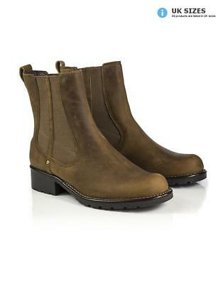 b4091a2a78c74 CLARKS WOMEN'S ORINOCO Club Chelsea Boots - Brown Snuff Leather ...