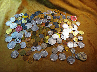 Large Lot Of Tokens/Medals - Free S&H USA