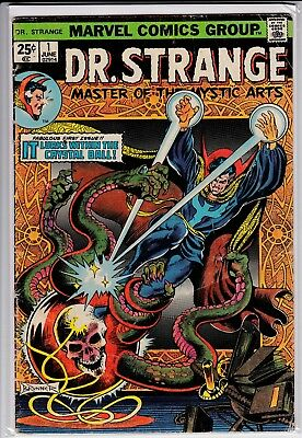 Dr. Strange #1 1974 GD-VG 1st Silver Daggar MVS(Marvel Value Stamp) MISSING
