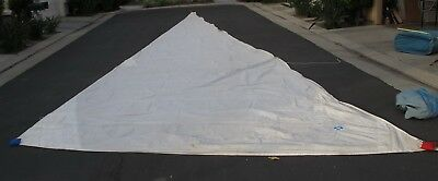 46' tall Sailboat / Yacht Staysail for Catalina 38 & others by North Sails
